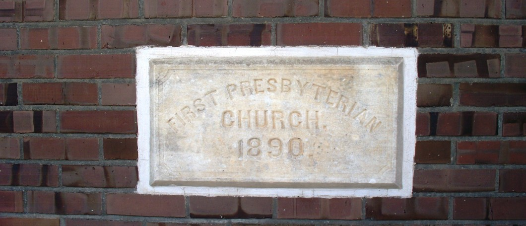 East Stroudsburg Presbyterian stone
