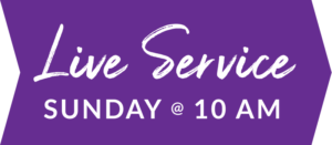 Live Sermons Sunday @ 10am