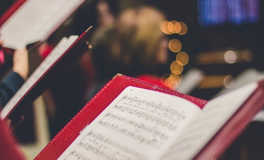 Christmas Cantana Choir Music