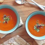 Creamy Tomato Soup | Lenten Soup Suppers at ESPC