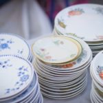 Old Dishes | Church Yard Sale