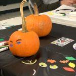 Pumpkin Painting in Fellowship